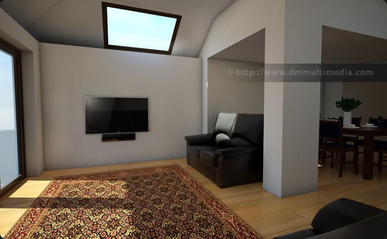 D M Multimedia 3d Miscellaneous Cgi Edwardian House