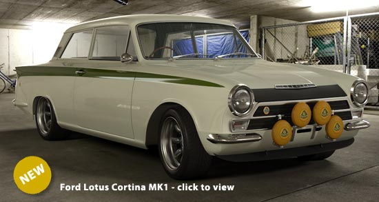 Mark 1 Ford Escort Mexico. Escort MK1 Wallpapers