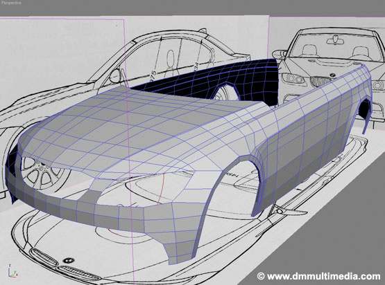 D M Multimedia | 3D Cars | BMW E92 M3 | BMW E92 M3 Workshop