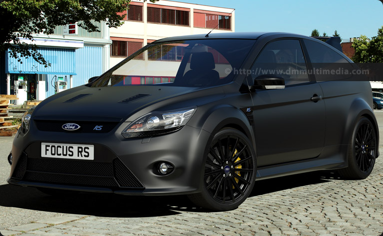 Ford Focus MK2 RS500