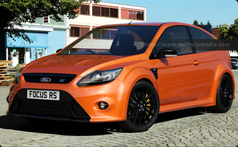 Used Ford Focus St >> D M Multimedia | 3D Cars | Ford Focus RS MK2 | Focus RS ...