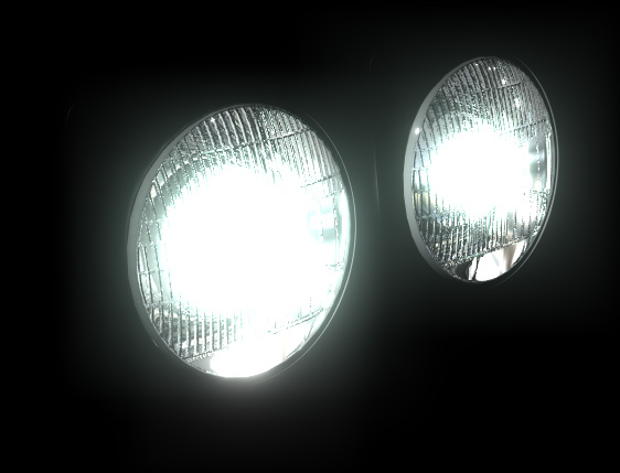 Test Lights