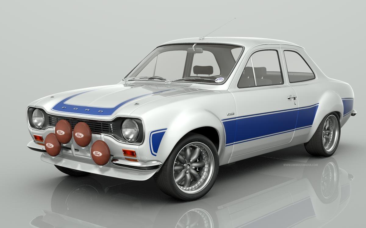 d m multimedia | 3d cars | escort mki | mki escort rs wallpapers